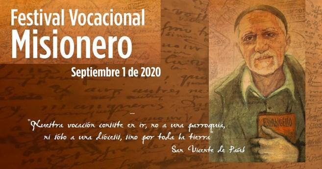 Crónica del Primer Festival Vocacional Misionero de la Congregación de la Misión