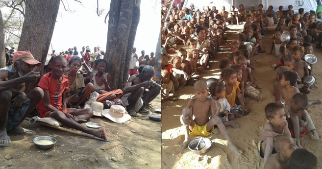 """Kéré"": Hambre en el sur de Madagascar"