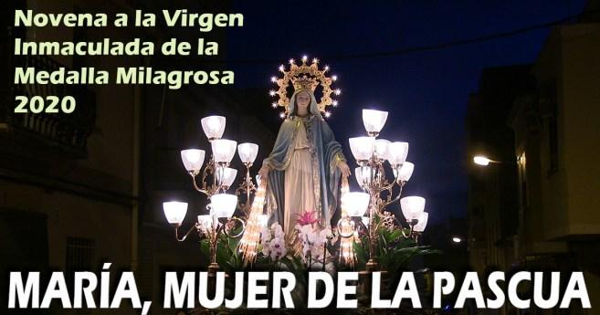 Novena a la Virgen Inmaculada de la Medalla Milagrosa (Pamplona, 2020)