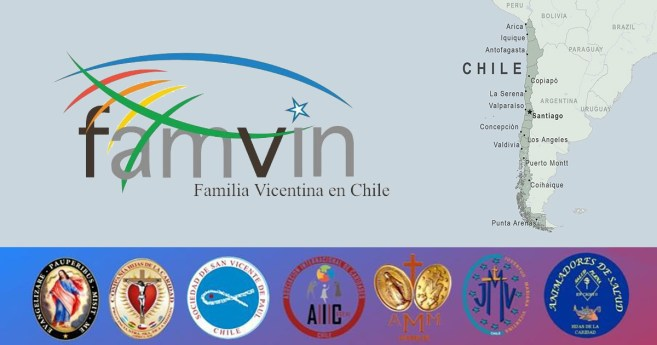La Familia Vicentina en Chile