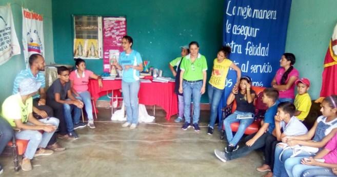 MISEVI-Venezuela en misión