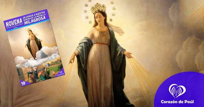 Novena a la Virgen Milagrosa 2020: día 8