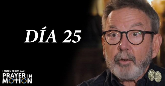 Serie de vídeos de Cuaresma: Día 25, Camino hacia la Gracia de Dios
