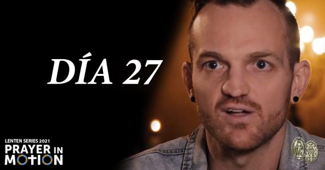 Serie de vídeos de Cuaresma: Día 27, Cristo en nosotros