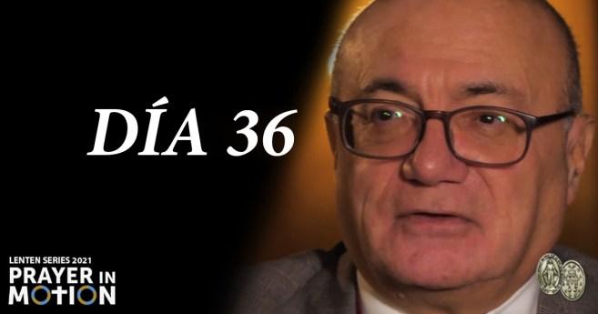 Serie de vídeos de Cuaresma: Día 36, En sintonía con Dios