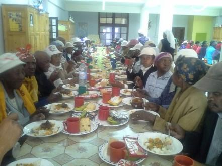 Pranzo poveri Casa speranza