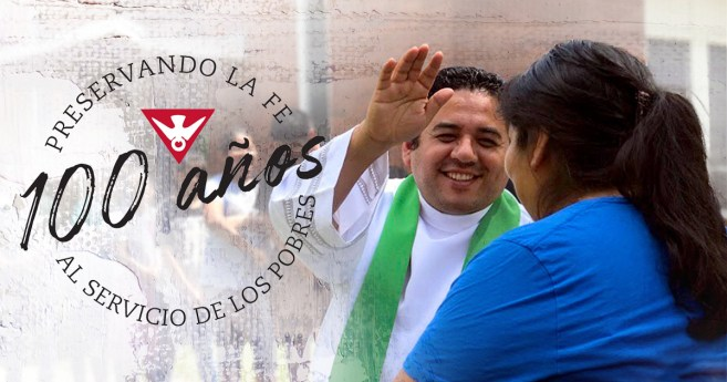 Los Siervos Misioneros de la Santísima Trinidad celebran sus 100 años de existencia