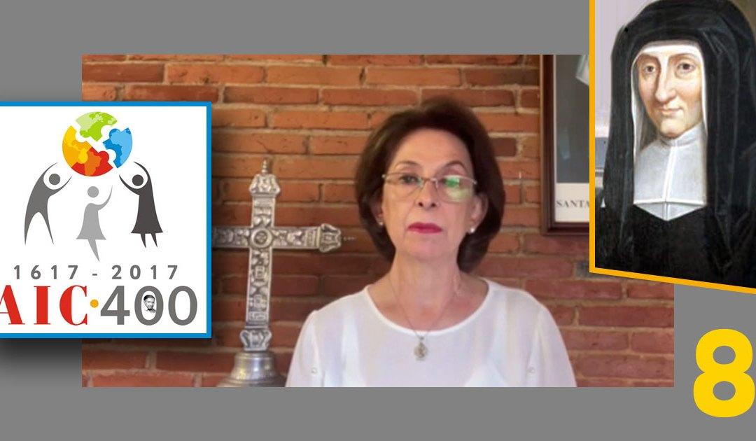 Serie de vídeos de formación de la AIC sobre Santa Luisa, parte 8