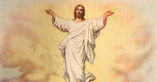 Jesús sube a los cielos, pero ¿quién es Jesús?