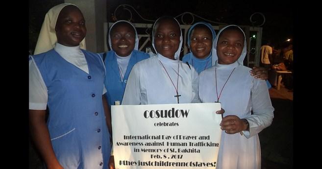 COSUDOW: previniendo y protegiendo a las víctimas de la trata en Nigeria