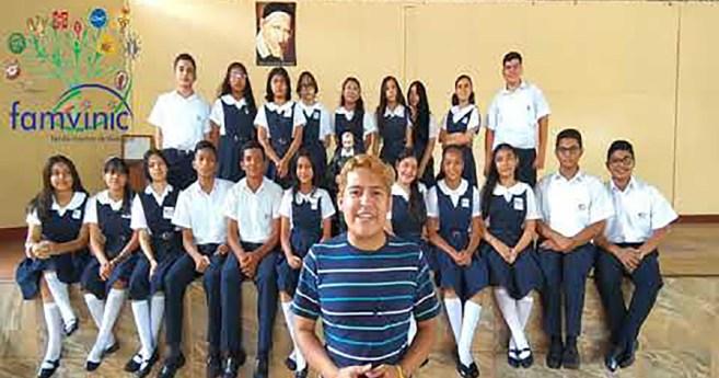 El 16 de mayo, webinar de la Familia Vicentina en los 6 países que conforman Centroamérica