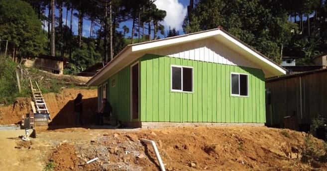 Proyecto Trece Casas en Curitiba