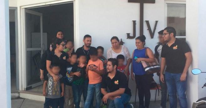 La Casa-Hogar «Juventud y Vida» en Cuautla de Morelos (México)