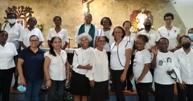 La Familia Vicentina Dominicana (FAVIDO): compartiendo el amor afectivo y efectivo en tiempo de pandemia