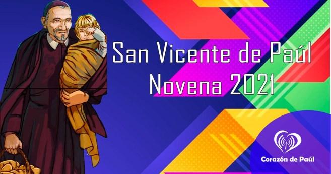 Novena a san Vicente de Paúl 2021: Día 2