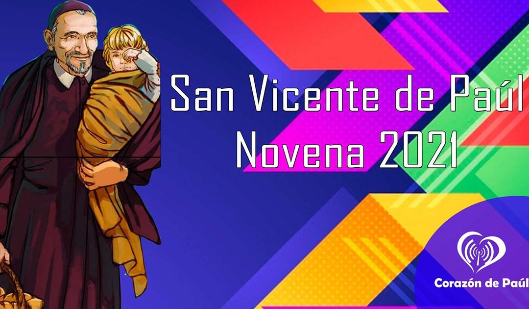 Novena a san Vicente de Paúl 2021: Día 4