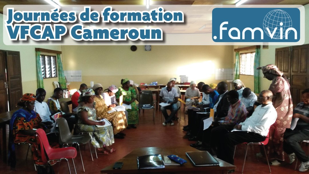 Chroniques: VFCAP au Cameroun
