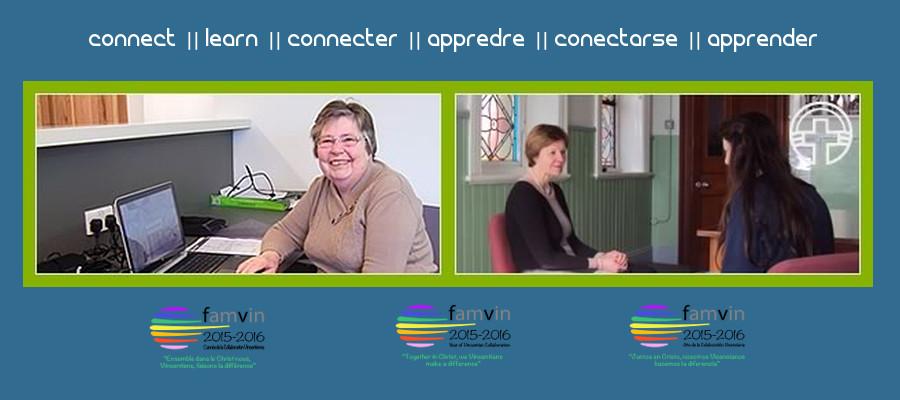 Connecter et Apprendre: Congrégation des Sœurs de la Sainte Foi