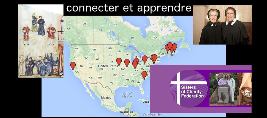 Connecter et Apprendre: Fédération des Sœurs de la Charité de (A. du N.)