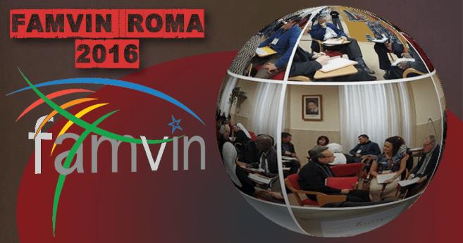 Recontre des responsables de la Famille Vincentienne : janvier 2016