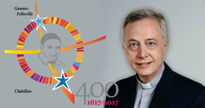 Message du Supérieur général, le Père Tomaž Mavrič, CM, au début du 400e anniversaire du Charisme Vincentien