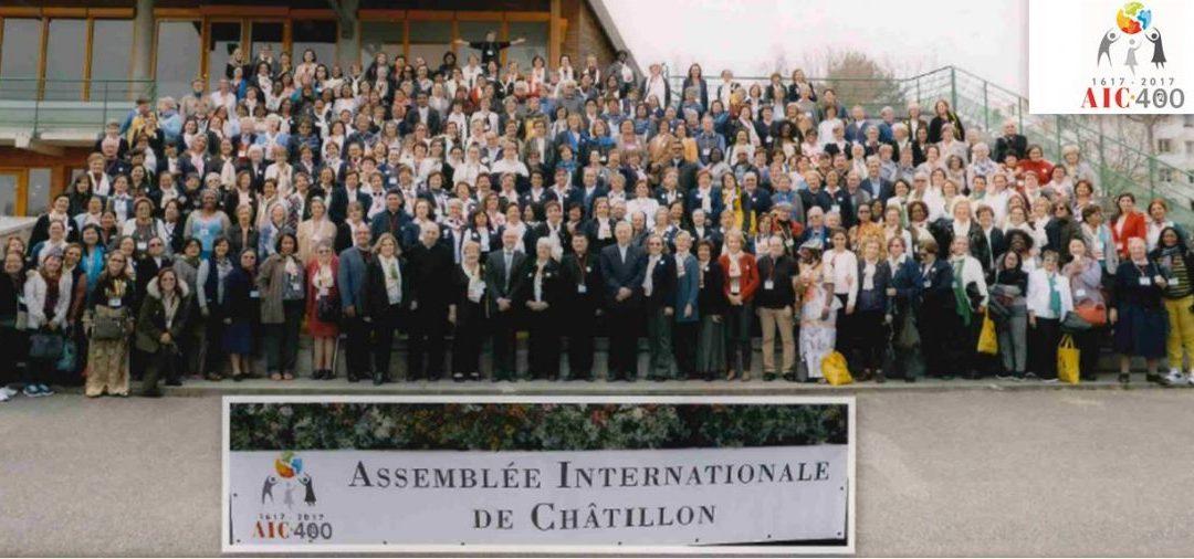 Assemblée Générale des AIC à Châtillon 400 ans (1617-2017)