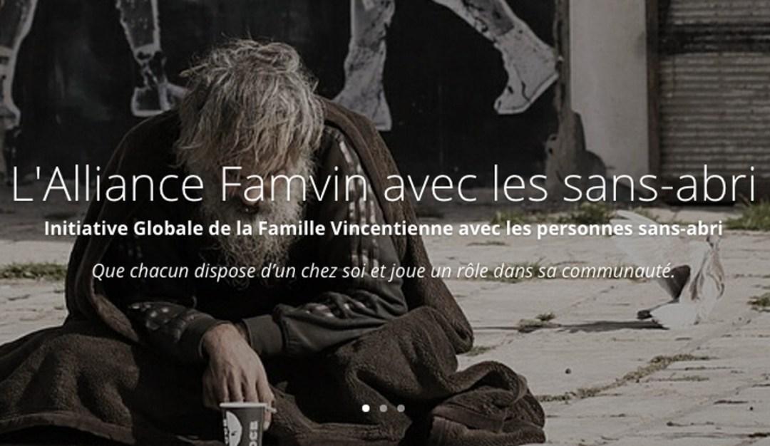 La Famille Vincentienne présente son projet «Alliance avec les personnes Sans-Abris» au Parlement Européen