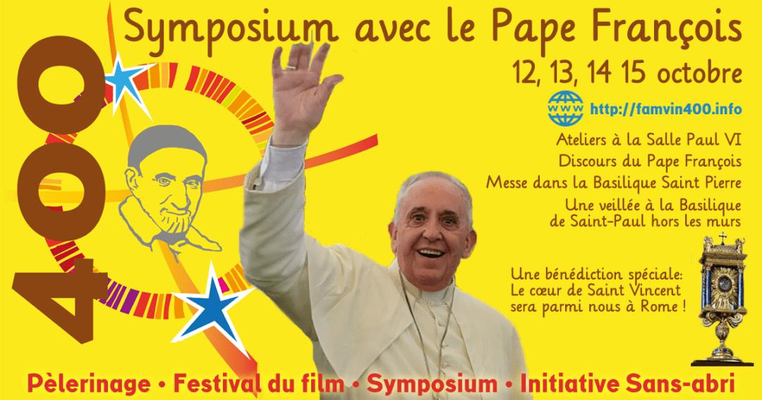 Calendrier du symposium de la  jeunesse et la jeunesse consacrée