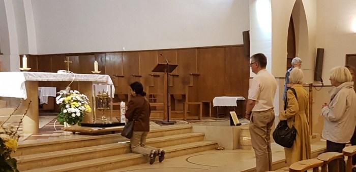 La Paroisse Saint Antoine de Padoue rend hommage à Saint Vincent