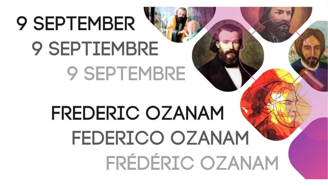 Sur les pas de Frédéric Ozanam