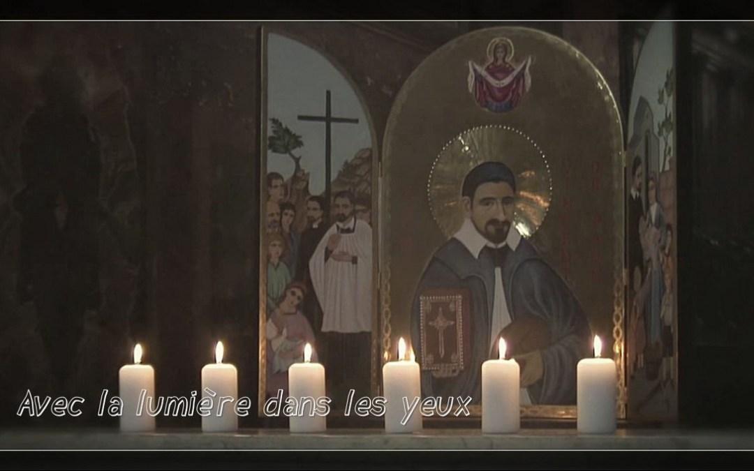 L'icône de la charité: avec la lumière dans les yeux • Une vidéo du P. Tomaz Mavrič, CM