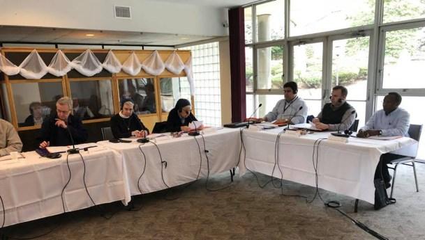 Réunion du Comité Exécutif de la Famille Vincentienne 2018