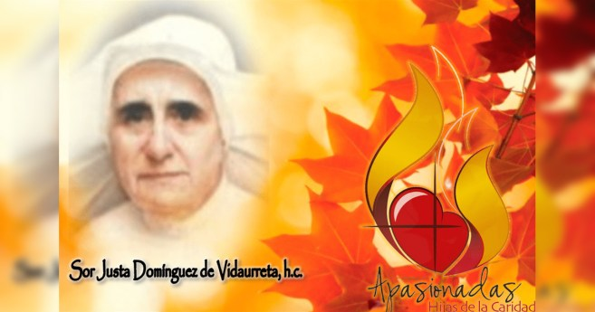 Les Quatre Visages de la Vénérable Sœur Justa Dominguez de Vidaurreta, Fille de la Charité