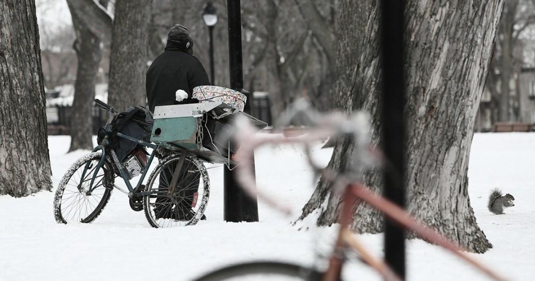 L'hiver est arrivé | Campagne « 13 Maisons »