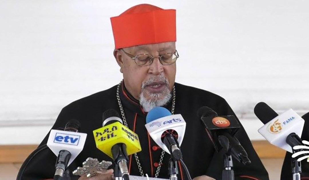 Le cardinal Souraphiel, missionnaire vincentien, président de la Commission de la Vérité et de la Réconciliation Ethiopie