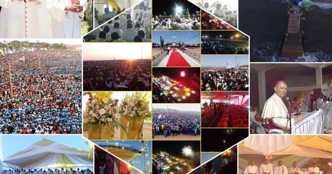 Célébrations de la JMV de Madagascar
