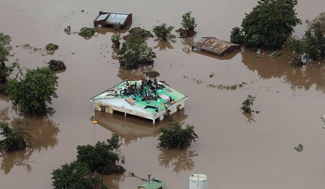 Catastrophe au Mozambique