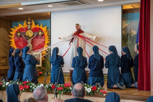 Le centenaire de la province de Slovénie des Filles de la Charité