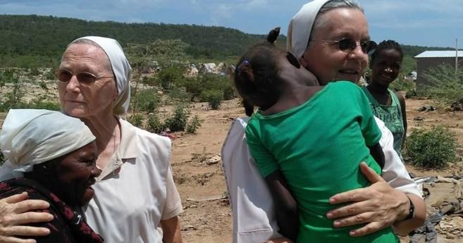 Le travail silencieux des Filles de la Charité en Haïti