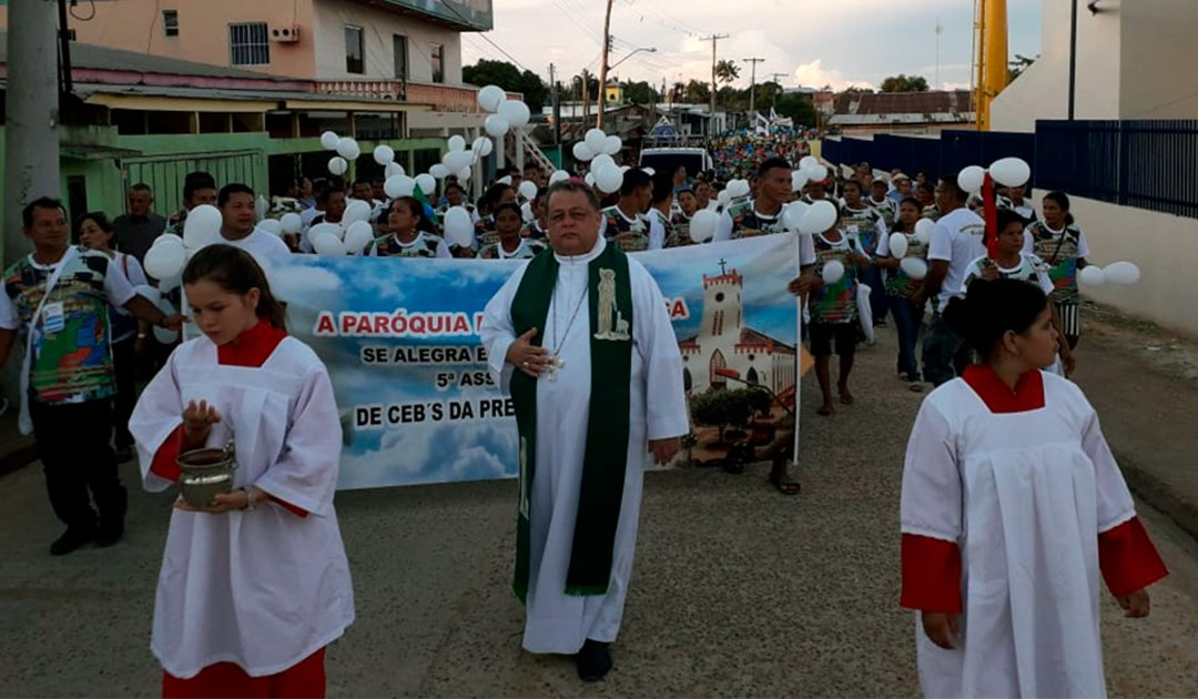 Ve Assemblée des Communautés ecclésiales de base dans la mission du Tefe-Brésil