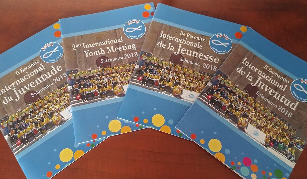 Rapport de la 2ème Rencontre Internationale de la Jeunesse – SSVP