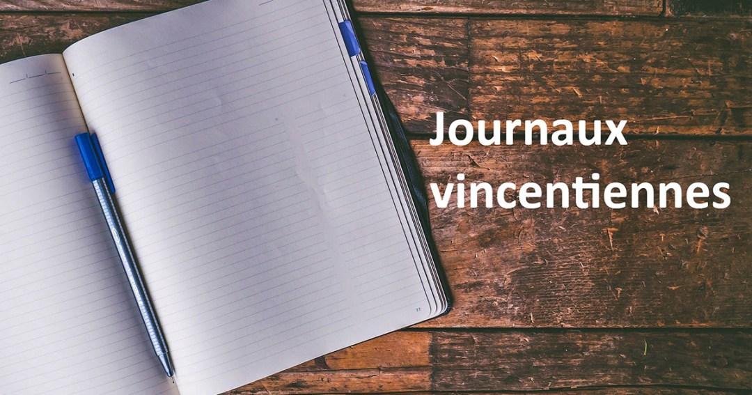 Journaux vincentiens : A la vue de tous. Invisibles pourtant