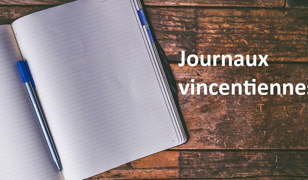 Journaux Vincentiens : La Parole et le repas partagé