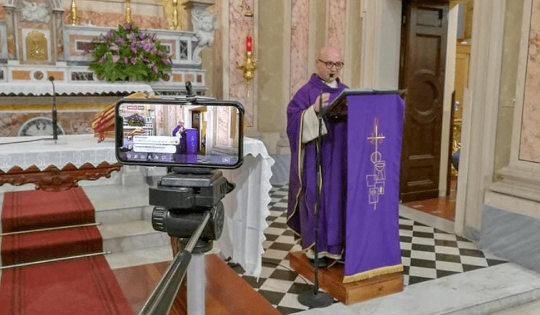 Devenir eucharistie pendant le confinement