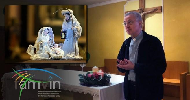 Le message de Noël 2020 du Père Tomaž Mavrič, C.M., le Président du Comité Exécutif de la Famille Vincentienne