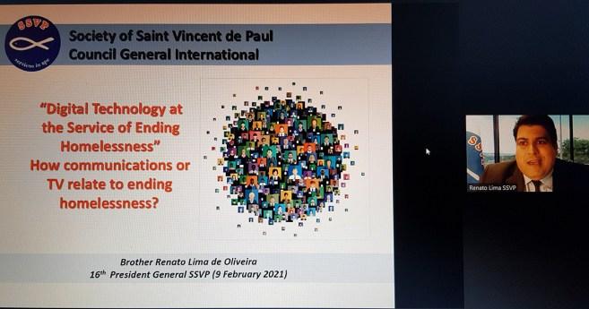 La SSVP a participé à une table ronde sur le sans-abrisme aux Nations Unies