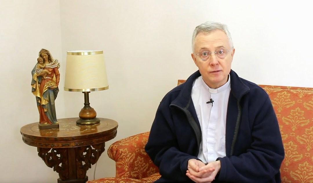 Message de Pâques du Père Tomaž Mavrič, C.M.