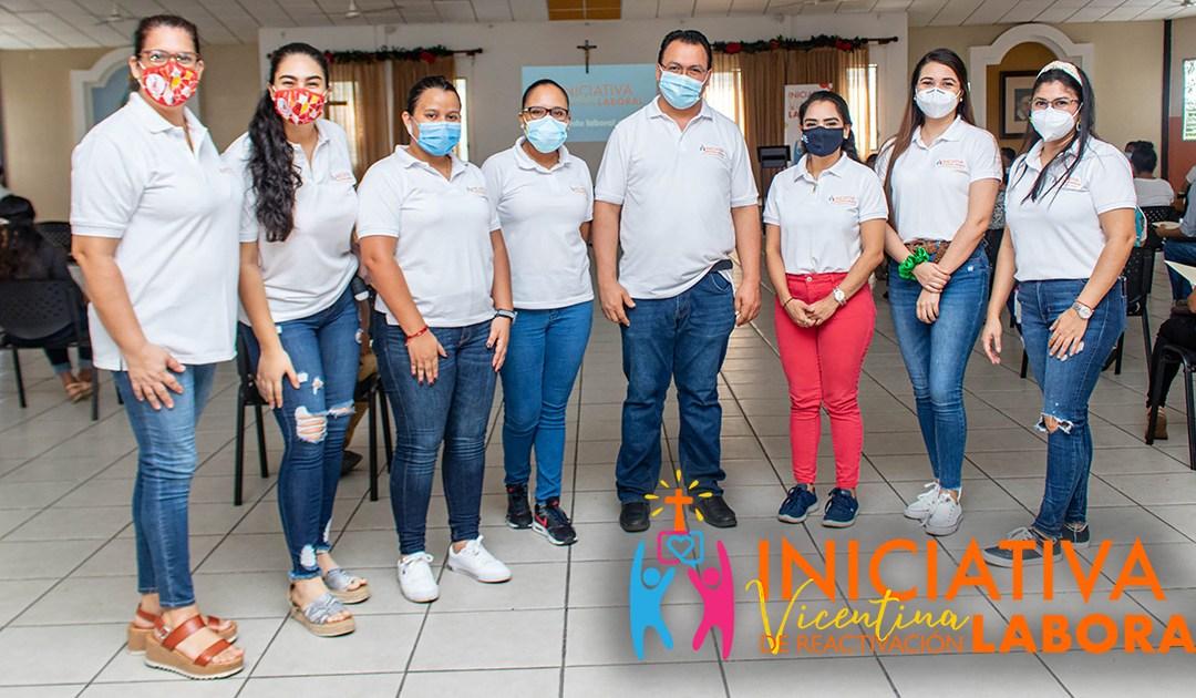 FETE DU TRAVAIL – L'Initiative Vincentienne de Reprise du travail (Honduras)