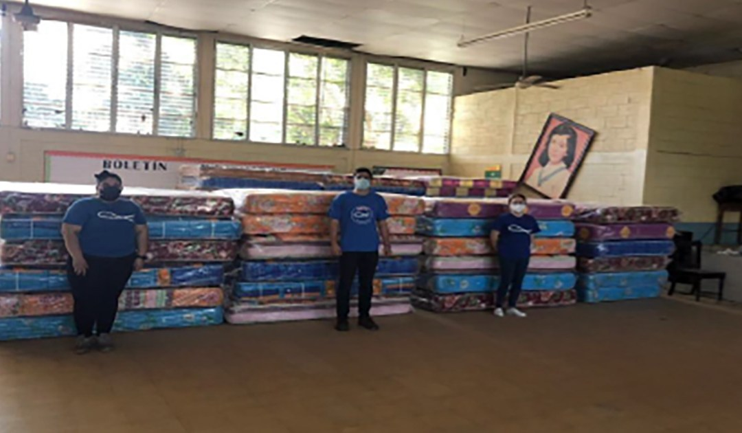 La SSVP Honduras : l'urgence après le passage des ouragans Eta et Iota