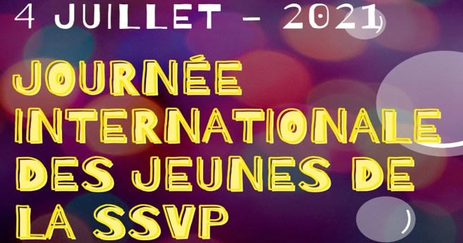 Le 4 juillet : La journée internationale de la jeunesse vincentienne